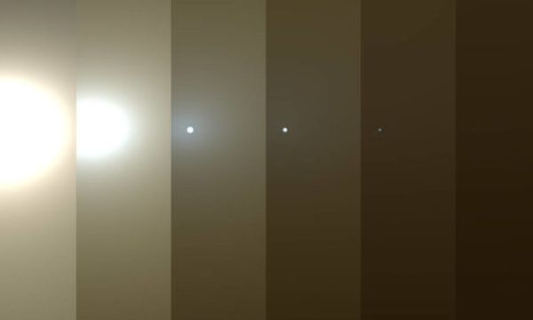 NASA loses contact with its dust-choked Opportunity rover on Mars, but stay tuned