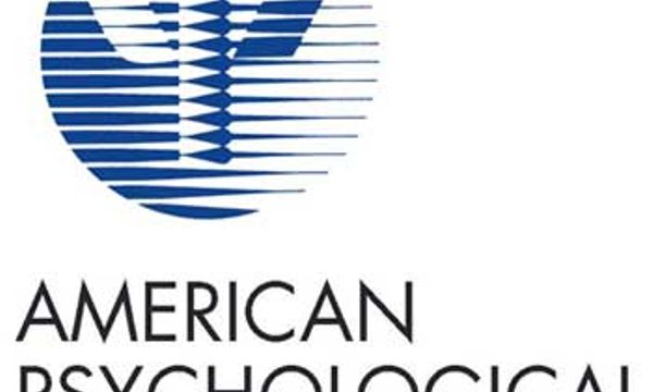 American Psychological Association's 126th Annual Convention Aug. 9 - 12, 2018, San Francisco