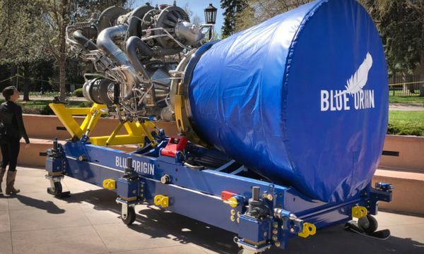 Report: Blue Origin's BE-4 rocket engine will win United Launch Alliance's multibillion-dollar backing