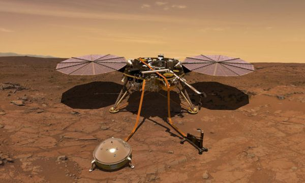 All systems go for Mars InSight landing: Here's how to watch online and in person