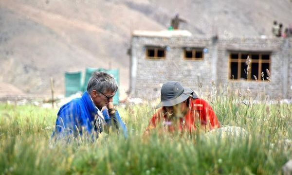 Himalayan climate study to preserve oral histories as out-migration begins