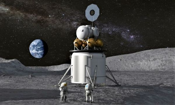 White House seeks $1.6B more as 'down payment' for NASA's newly named Artemis moon program