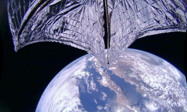 Planetary Society hails 'mission success' after LightSail 2 solar sail raises its orbit